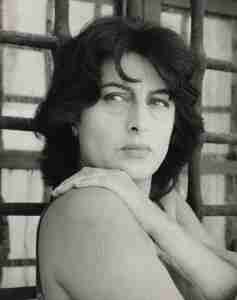 NPG x136344; Anna Magnani by Bob Collins