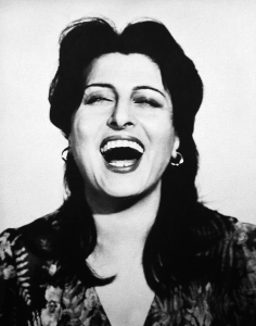 anna magnani laughing