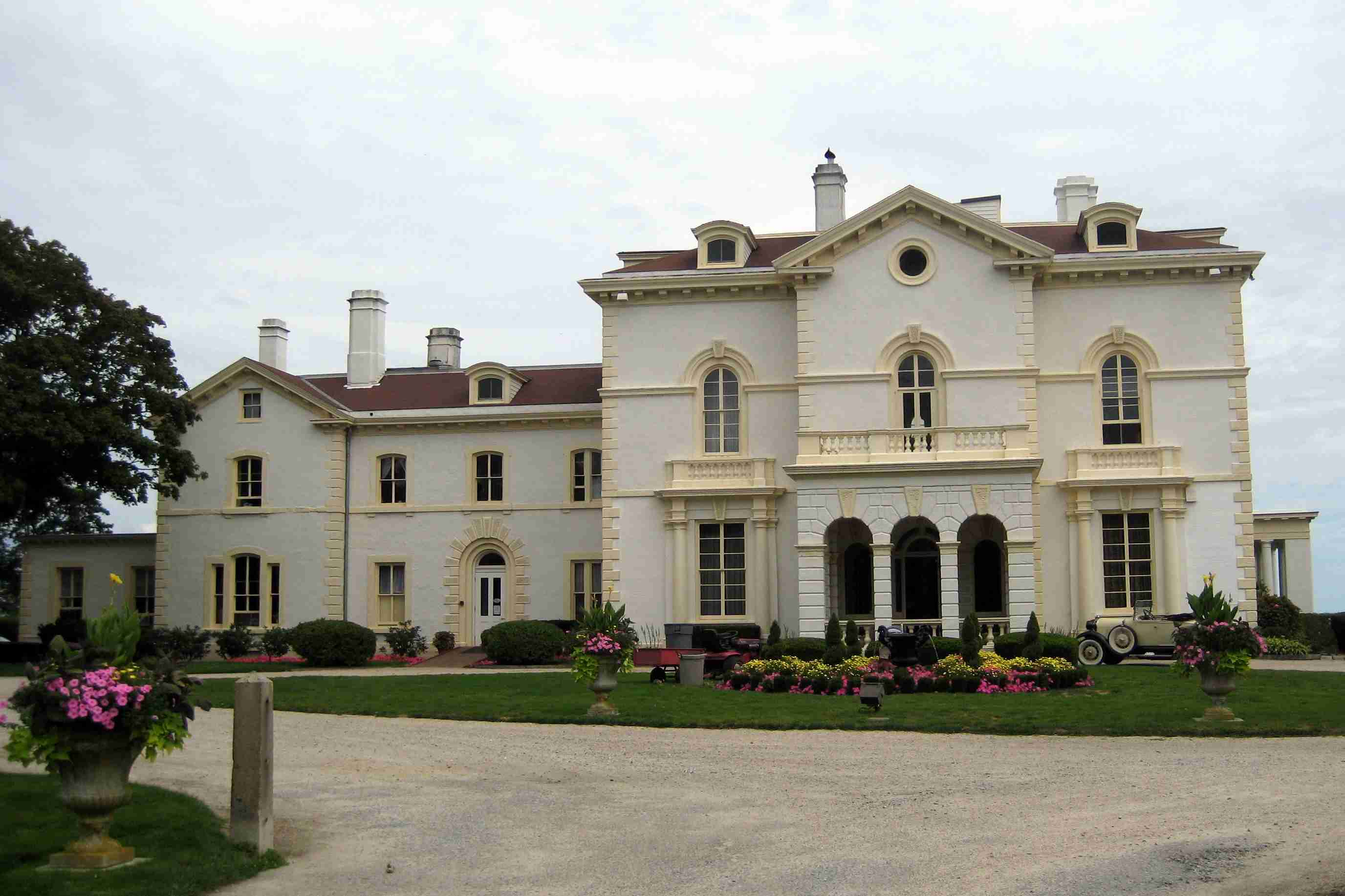 Chateau House Plans The Sunday Magazine The Newport Mansions Colognoisseur