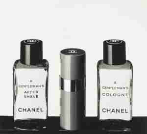 3 Chanel Products Irving Penn