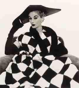 harlequin dress irving penn