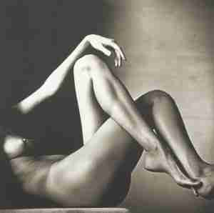 leggy nude new york irving penn