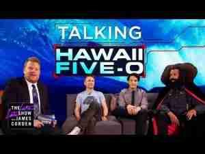 talking hawaii fiveo
