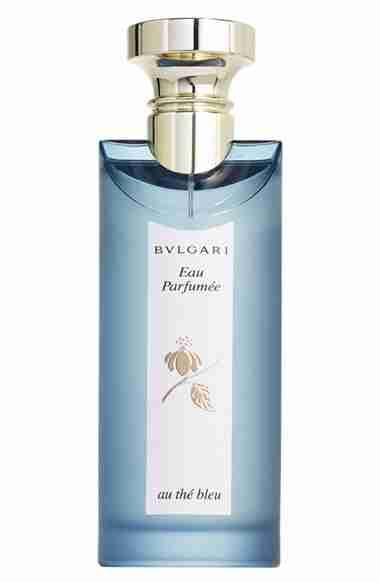 New Perfume Review Bvlgari Eau Parfumee Au The Bleu More Purple