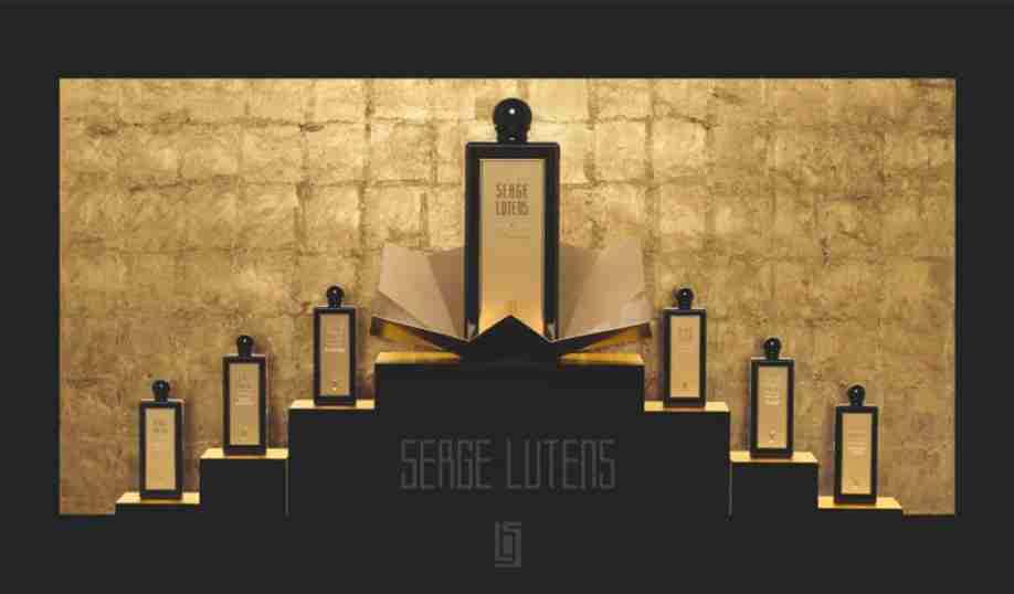 serge lutens section d or colognoisseur. Black Bedroom Furniture Sets. Home Design Ideas