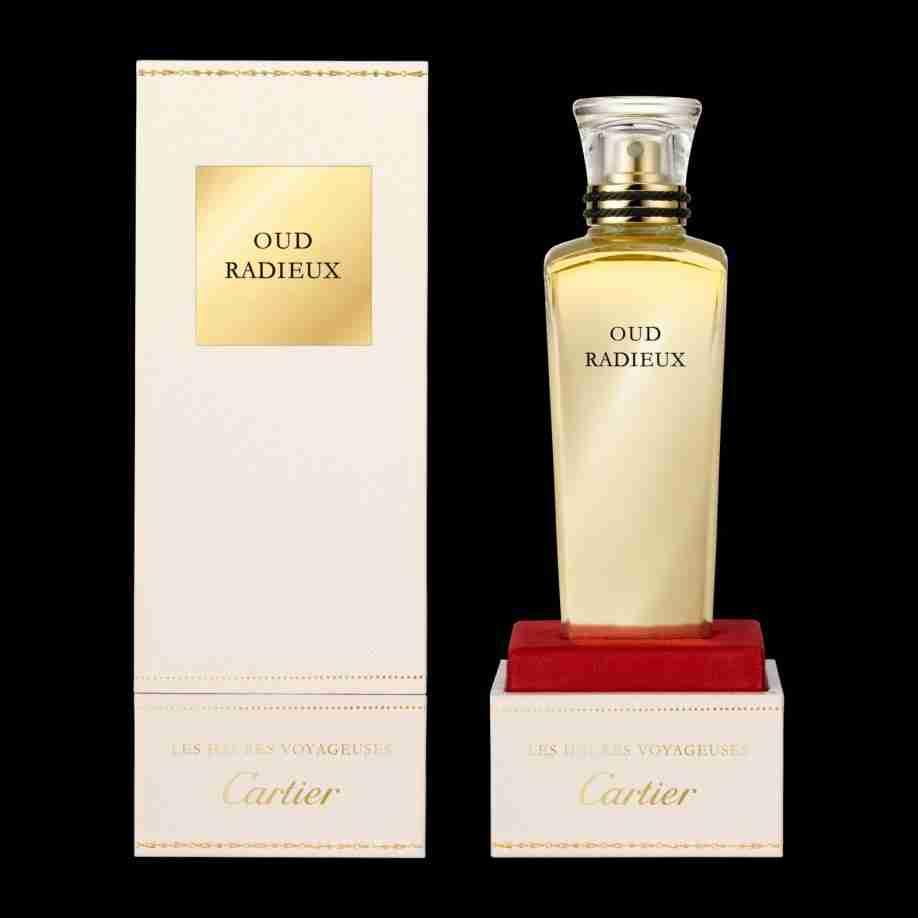New Perfume Review Cartier Les Heures De Parfum Oud Radieux