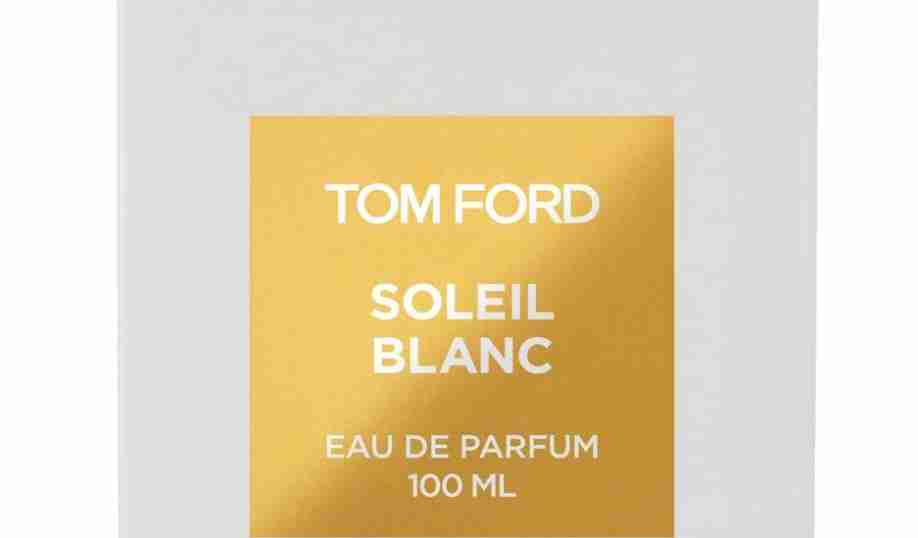 3c085412f2e0 New Perfume Review Tom Ford Private Blend Soleil Blanc- Sunbathing at the Cement  Pond