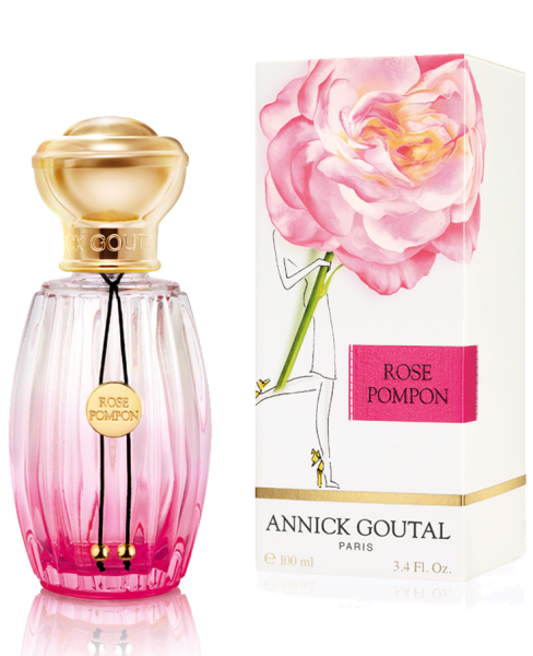 New Perfume Review Annick Goutal Rose Pompon- Rosy ...