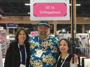 mark and the karens at cosmoprof