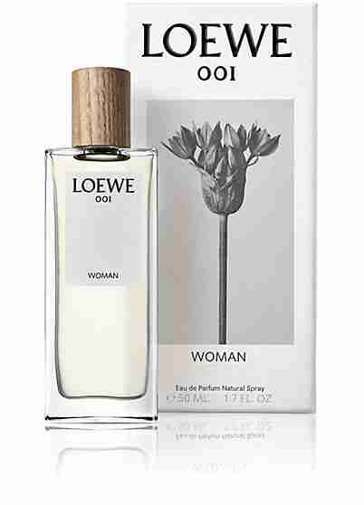 Perfume Future Loewe 001 For The New Searching Woman Review BedCoxr