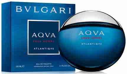 New Perfume Review Bulgari Aqua Pour Homme Atlantique Warm Woody