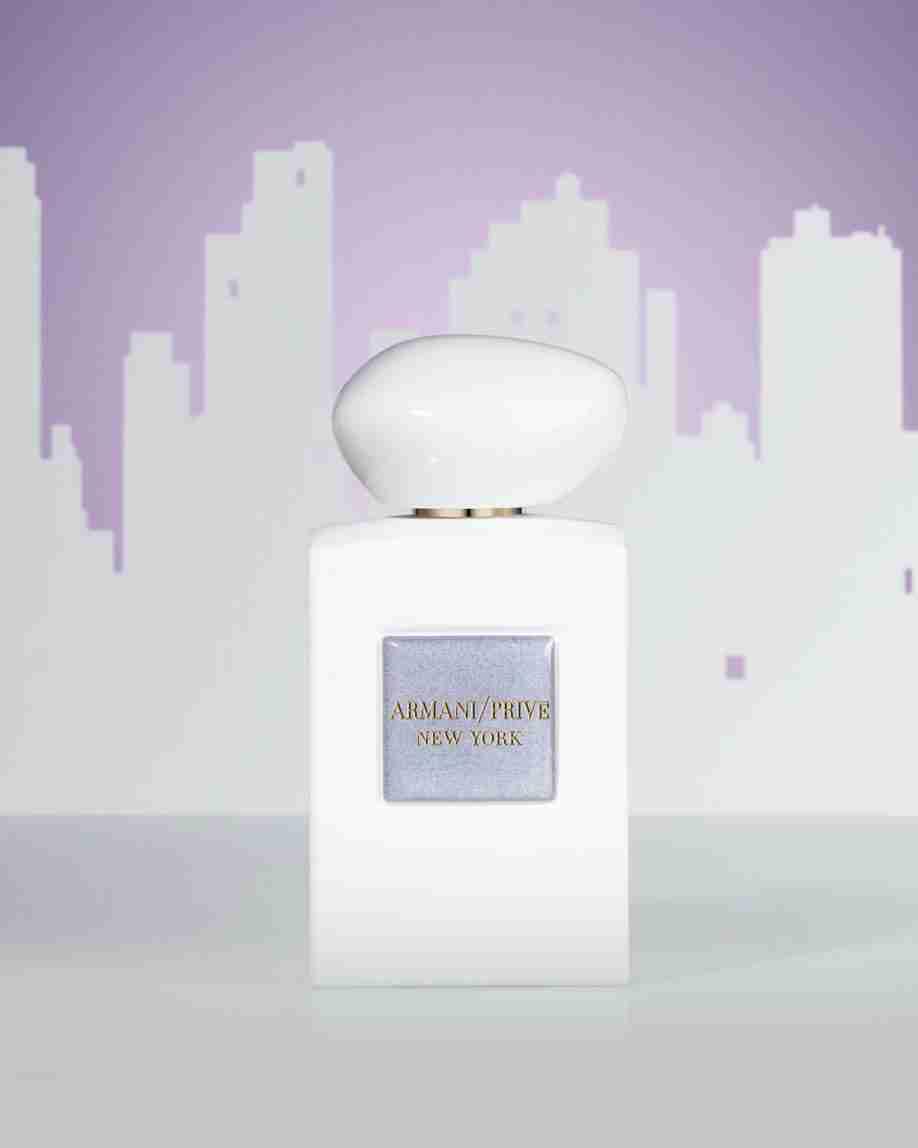 New perfume review armani prive new york modern for Armani new york