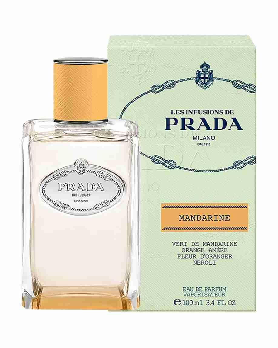 3962985b New Perfume Review Prada Infusion de Mandarine- Watercolor of an ...
