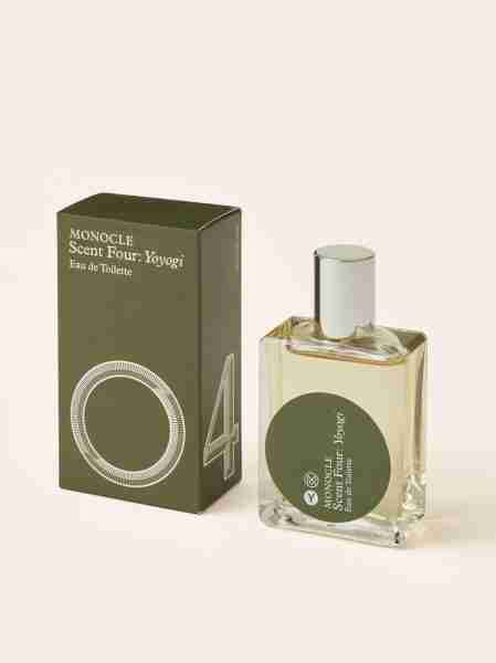 New Perfume Review Comme Des Garcons Monocle Scent Four