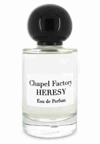 New Perfume Review Chapel Factory Heresy Incense In The Air Colognoisseur